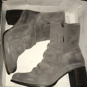 NEW IN BOX Grey Gray jeffrey campbell 2567-ki Sz10